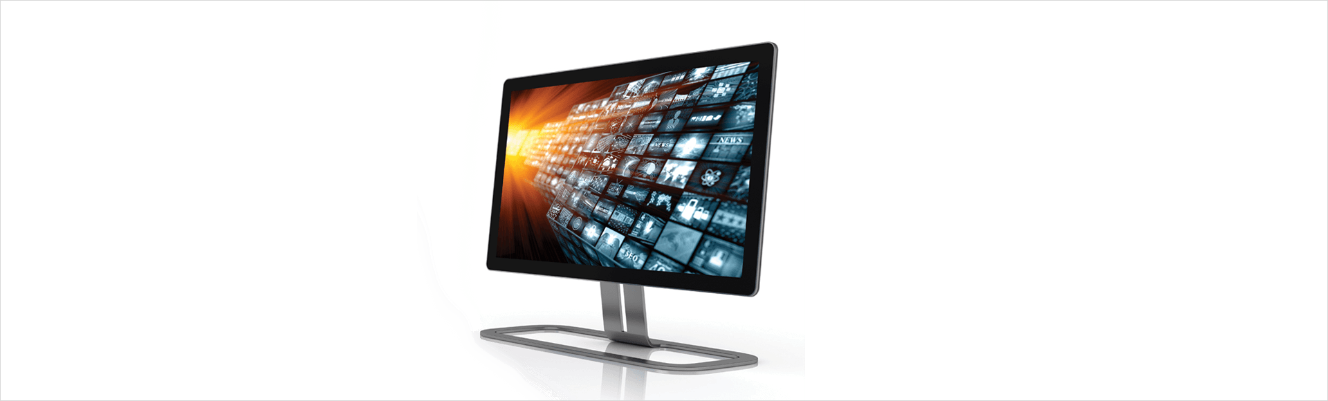Multiple Video Screen Monitor