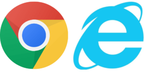 chrome-ie-split