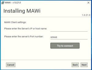 mawi client port number